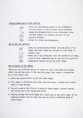 Narrative Landscape Navigation Manual