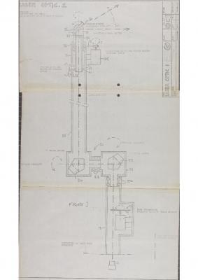 Genesis Laser Device Diagram